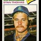 SEATTLE MARINERS STAN THOMAS 1977 TOPPS # 353 VG