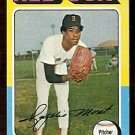 BOSTON RED SOX ROGELIO MORET 1975 TOPPS # 8 EM/NM