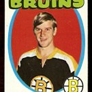 BOSTON BRUINS BOBBY ORR 1971 TOPPS # 100 NR MT