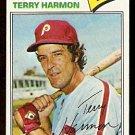 PHILADELPHIA PHILLIES TERRY HARMON 1977 TOPPS # 388 VG/EX