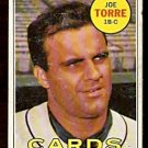 ST LOUIS CARDINALS JOE TORRE 1969 TOPPS # 460 good