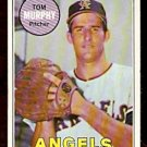 CALIFORNIA ANGELS TOM MURPHY 1969 TOPPS # 474 EX