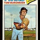 MINNESOTA TWINS TOM BURGMEIER 1977 TOPPS # 398 VG