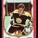 BOSTON BRUINS BOBBY ORR ALL STAR 1973 OPC # 30 EX/EM O PEE CHEE