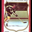 BOSTON BRUINS PHIL ESPOSITO ALL STAR 1973 OPC # 120 NM O PEE CHEE