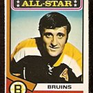 BOSTON BRUINS PHIL ESPOSITO ALL STAR 1974 OPC # 129 NR MT