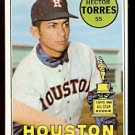 HOUSTON ASTROS HECTOR TORRES 1969 TOPPS # 526 NR MT