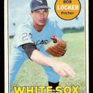 CHICAGO WHITE SOX BOB LOCKER 1969 TOPPS # 548 EX