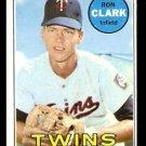 MINNESOTA TWINS RON CLARK 1969 TOPPS # 561 EX