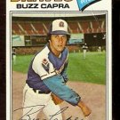 ATLANTA BRAVES BUZZ CAPRA 1977 TOPPS # 432 VG