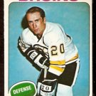BOSTON BRUINS DALLAS SMITH 1975 OPC # 118 NR MINT O PEE CHEE