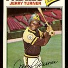 SAN DIEGO PADRES JERRY TURNER 1977 TOPPS # 447