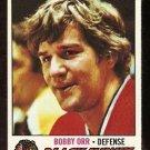 CHICAGO BLACK HAWKS BOBBY ORR 1977 TOPPS # 251 NM