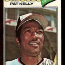 BALTIMORE ORIOLES PAT KELLY 1977 TOPPS # 469 VG