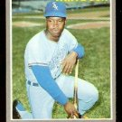 CHICAGO WHITE SOX CARLOS MAY 1970 TOPPS # 18 EX