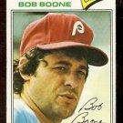 PHILADELPHIA PHILLIES BOB BOONE 1977 TOPPS # 545 G/VG