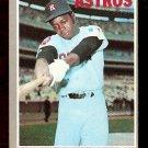 HOUSTON ASTROS JIM WYNN 1970 TOPPS # 60 EX