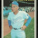 CHICAGO WHITE SOX DON GUTTERIDGE 1970 TOPPS # 123 EM+