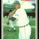 DETROIT TIGERS IKE BROWN 1970 TOPPS # 152 VG/EX