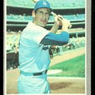 LOS ANGELES DODGERS LEN GABRIELSON 1970 TOPPS # 204 VG/EX