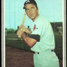 ATLANTA BRAVES CLETE BOYER 1970 TOPPS # 206 VG/EX