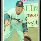HOUSTON ASTROS FRED GLADDING 1970 TOPPS # 208 EX
