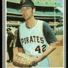 PITTSBURGH PIRATES CHUCK HARTENSTEIN 1970 TOPPS # 216 NM