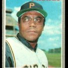 PITTSBURGH PIRATES BOB VEALE 1970 TOPPS # 236 VG