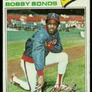 CALIFORNIA ANGELS BOBBY BONDS 1977 TOPPS # 570 VG