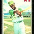 OAKLAND ATHLETICS TOMMIE REYNOLDS 1970 TOPPS # 259 EM/NM