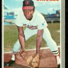 BALTIMORE ORIOLES CHICO SALMON 1970 TOPPS # 301 good