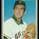 SAN FRANCISCO GIANTS MIKE McCORMICK 1970 TOPPS # 337 EX/EM
