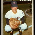 MINNESOTA TWINS TOM TISCHINSKI 1970 TOPPS # 379 EM