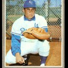 KANSAS CITY ROYALS ELLIE RODRIGUEZ 1970 TOPPS # 402 VG