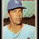 LOS ANGELES DODGERS FRED NORMAN 1970 TOPPS # 427 EX