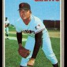 SAN FRANCISCO GIANTS RON BRYANT 1970 TOPPS # 433 EX+