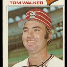 ST LOUIS CARDINALS TOM WALKER 1977 TOPPS # 652 EX/EM