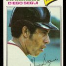 SEATTLE MARINERS DIEGO SEGUI 1977 TOPPS # 653