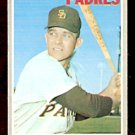 SAN DIEGO PADRES LARRY STAHL 1970 TOPPS # 494 EX MT