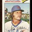 CHICAGO CUBS MICK KELLEHER 1977 TOPPS # 657 VG/EX