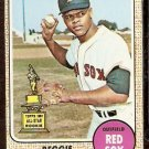 BOSTON RED SOX REGGIE SMITH 1968 TOPPS # 61 EX