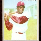 PHILADELPHIA PHILLIES JOHNNY BRIGGS 1970 TOPPS # 564 EX MT+