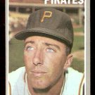 PITTSBURGH PIRATES GENE ALLEY 1970 TOPPS # 566 NR MT