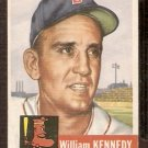 BOSTON RED SOX WILLIAM KENNEDY 1953 TOPPS # 94 EX