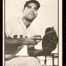 BOSTON RED SOX DICK GERNERT 1953 BOWMAN B&W # 11 VG/EX