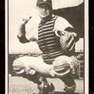 BOSTON RED SOX DEL WILBER 1953 BOWMAN B&W # 24 EX