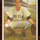 BOSTON RED SOX SAMMY WHITE 1953 BOWMAN COLOR # 41 VG/EX