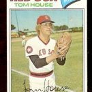 BOSTON RED SOX TOM HOUSE 1977 TOPPS # 358 G/VG