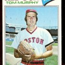 BOSTON RED SOX TOM MURPHY 1977 TOPPS # 396 EX+/EM