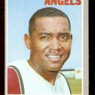 CALIFORNIA ANGELS CHICO RUIZ 1970 TOPPS # 606 EX/EM